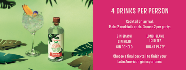 gin-cocktail-making